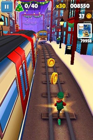 Игра САБВЕЙ СЁРФ. Game Subway Surfers. - YouTube